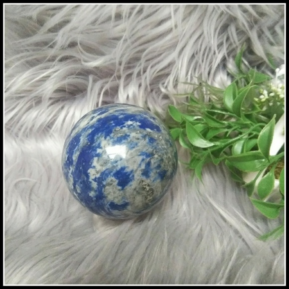 Other - Genuine lapis lazuli 245 mm mineral ball